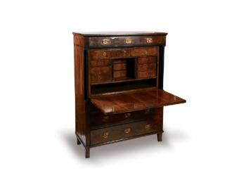 Biedermeier writing drawer