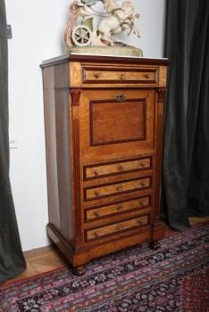 Cabinet - solid wood, marble - 1915